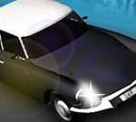 Classic Car City Driving Sim